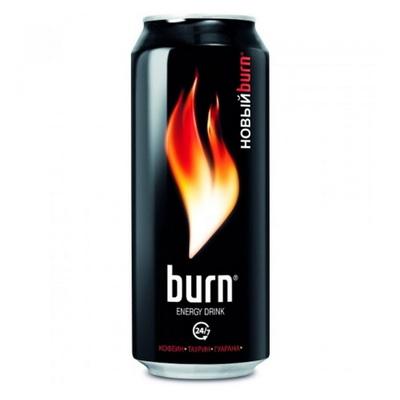 Burn 0,25 л