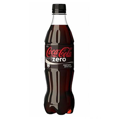Coca-Cola Zero 0,5 л