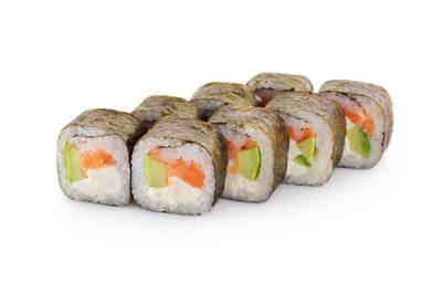 Ролл «Чиз Маки с лососем»