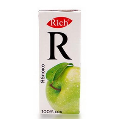 Сок Rich 1 л